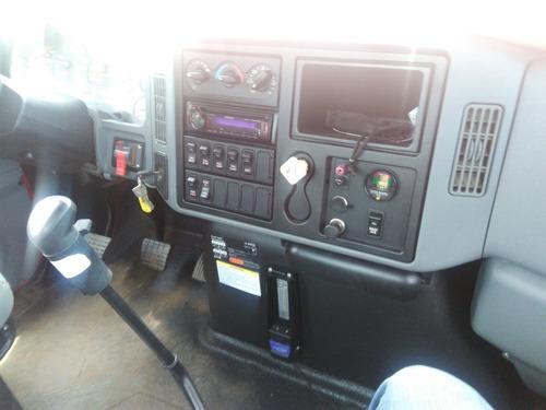 camion plataforma international