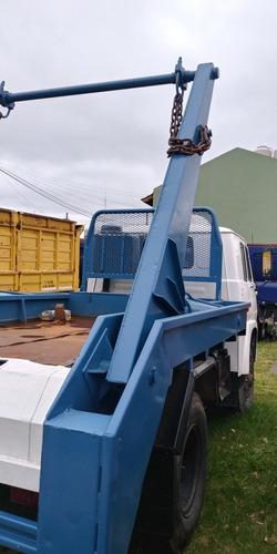camion porta volquete usado! excelente listo para trabajar!