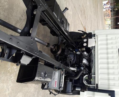 camion qmc cronos 2.5 ton  año 2015  nuevo -  motor de 95 hp