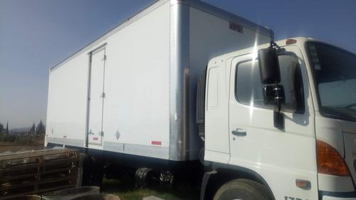 camión rabón  hino versión 1724 p modelo 2016