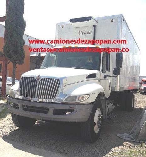 camion rabon international 4300 con caja refrigerada  2012