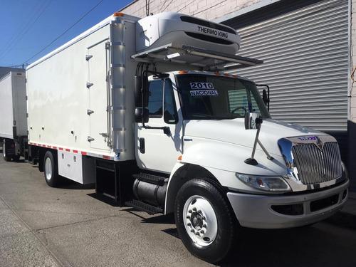 camion rabon international caja refrigerada kenworth