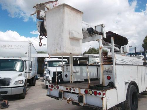 camion rabon international grua perforadora mod. 1999