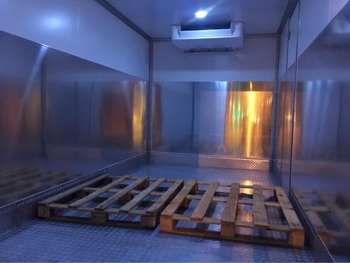 camion refrigerado congelado traslados fletes mercaderíagral