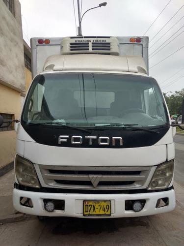 camion refrigerado de 5.5 ton