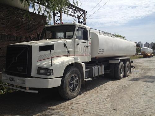 camion regador volvo 137