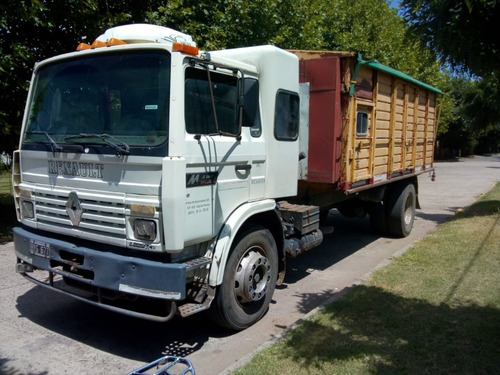 camion renault ms 300 año 1998 chasis con carroceria