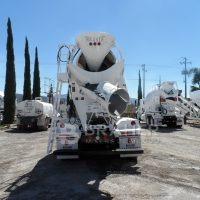 camion revolvedor de concreto hormigonero olla revolvedora