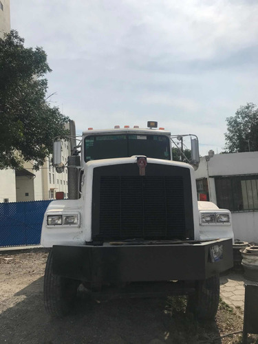 camion revolvedor de concreto kenworth t800