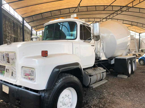 camion revolvedor de concreto mack 1999,trompo,sapo,olla