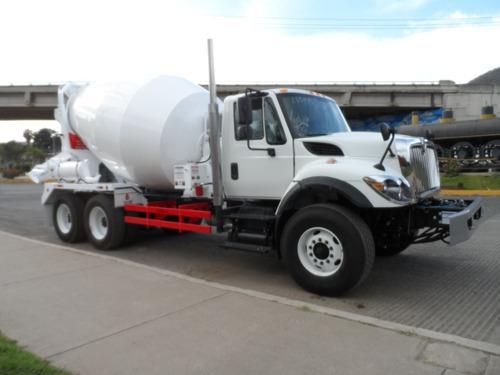 camion revolvedor de concreto mezclador hormigonero trompo