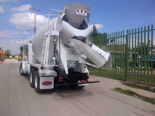 camion revolvedor de concreto peterbilt 1999,trompo,filtro