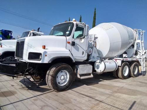 camión revolvedor international 2000, trompo, hormigonero