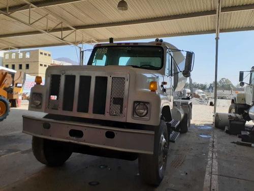 camión revolvedor international 99
