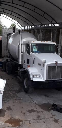 camion revolvedor  kenworth 2003,trompo,sapo,olla