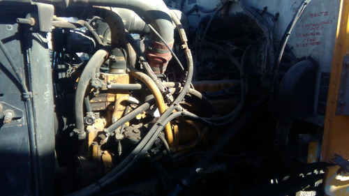 camion revolvedor  peterbilt 1990,trompo,sapo,olla