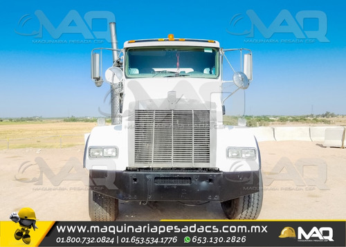 camion revolvedora 2003 hormigonera kenworth - mcneilus