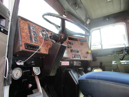camion revolvedora international mezclador 1997 trompo