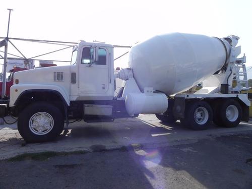 camion revolvedora tropo 1993 international