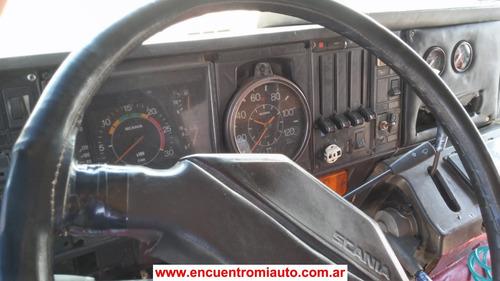 camion scania 112h tractor excelente estado   emapart ad