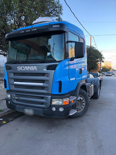 camion scania g380