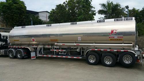 camión scania modelo g-410 con una cola de 14 mil gls glp