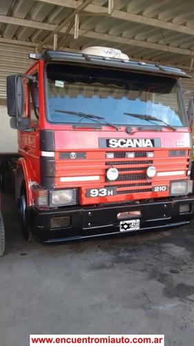 camion scania p93 tractor 210hp  entrega hoy cerrocam