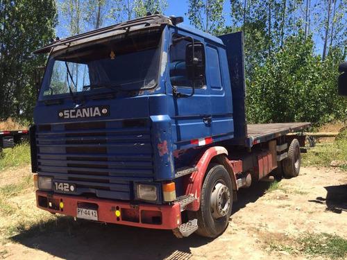 camión scania r 142