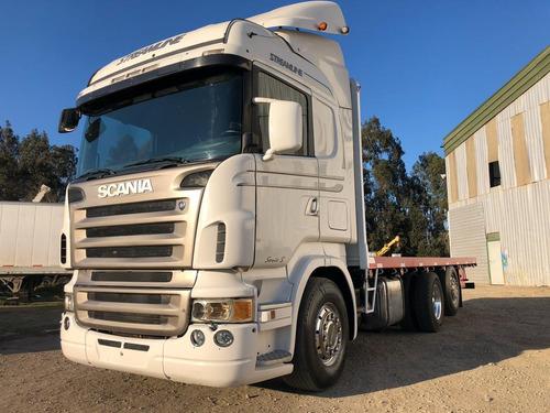 camion scania r580