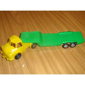 Camión Semirremolque Baltasar Plástico