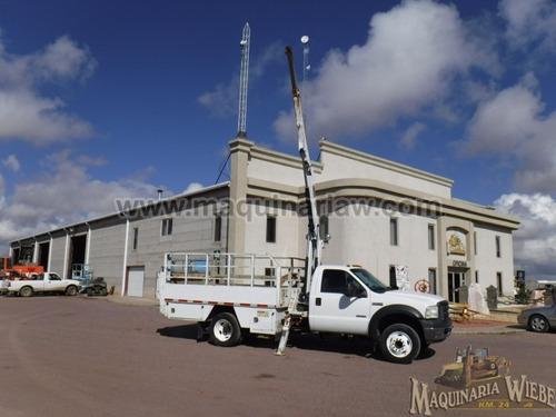 camion servicio publico ford grua articulada 5,000 lbs 12839