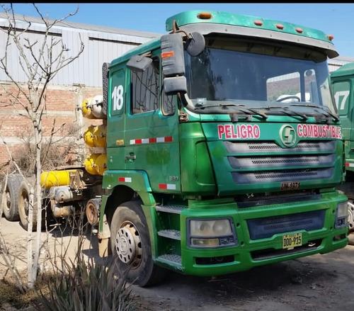 camion shacman 2012 mod 3000 gnv negociable operativo