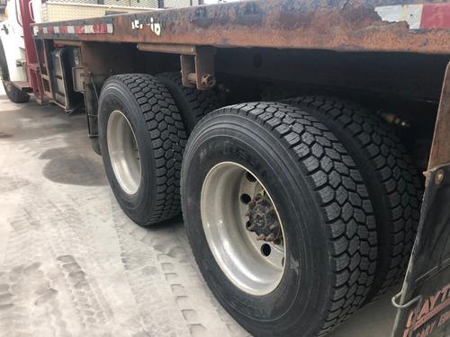 camion sterling  mod 2007 con titan elliot 1870f de 18 tons