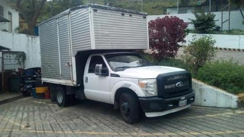 camion super duty  f-350 4x2 6.2l 2012