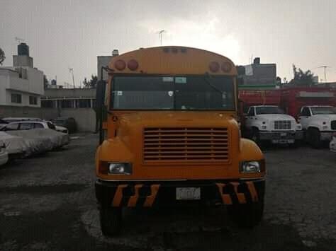 camión thomas