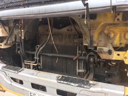 camión tolva marca jac modelo 3311