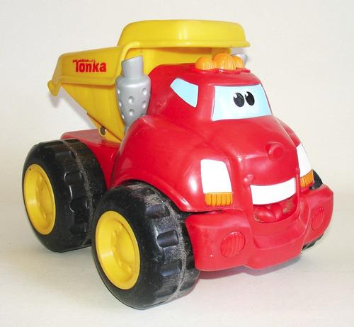 camion tonka chuck interactivo