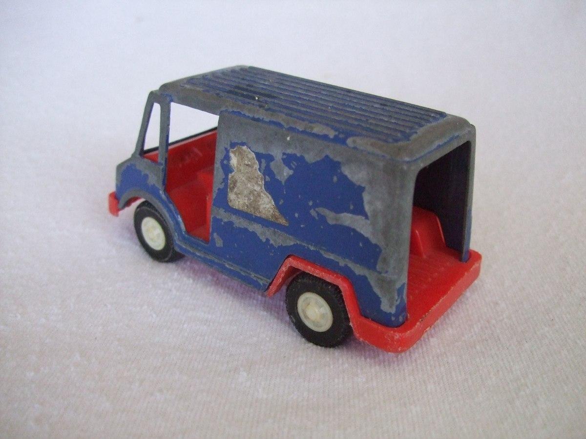 Tootsie Toy Truck Vintage - Naked Foto-8285