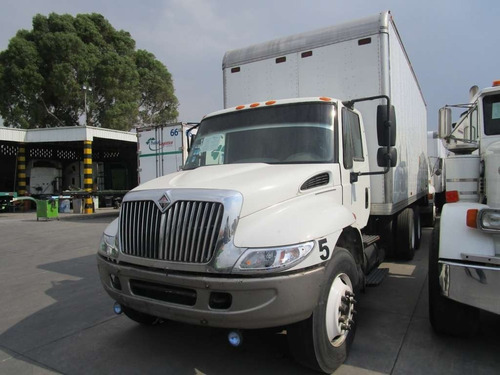 camion torton international 4400 2005 tandem con caja seca