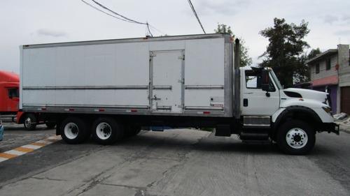 camion torton international 7600 caja seca 2012