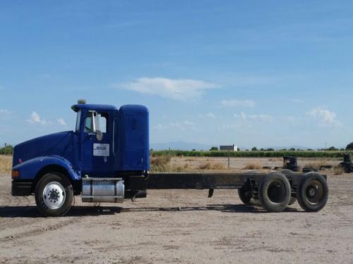camión tortón international 9400 10 vel precio neto