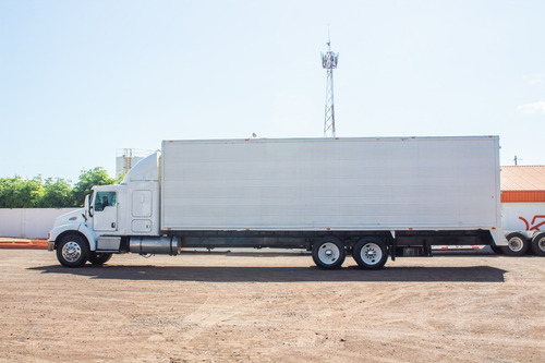 camión torton kenworth t300 año 2003 caja seca