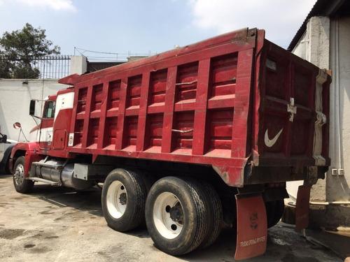 camion torton volteo freightliner 1993