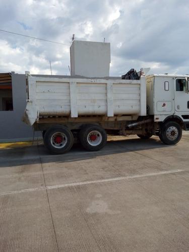 camion torton volteo modelo y motor ´96