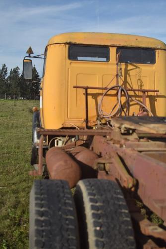 camion tractor mercedes benz modelo1519