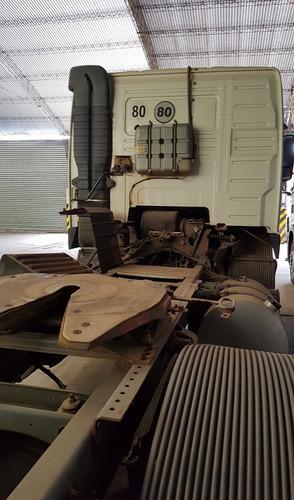 camion tractor volvo fh 12 380/3700 año 2000 unico dueño