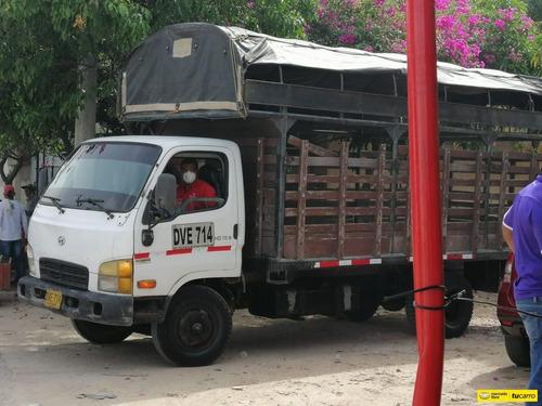 camion turbo - hyundai hd72