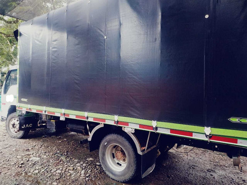 camion turbo jac 1061 estacas