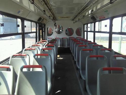 camion urbano mercedes 2005 mediano asientos de plastico