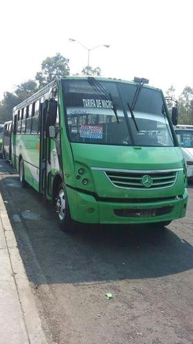 camion urbano mercedes zafiro e integra mediano y largo